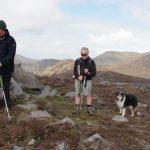 Hill Walking - Mervyn Sammy and Jack (U3A dog branch) DSC05198