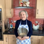 at Mulhall with Sourdough waiting to rise. Culinary Group Summer 2021